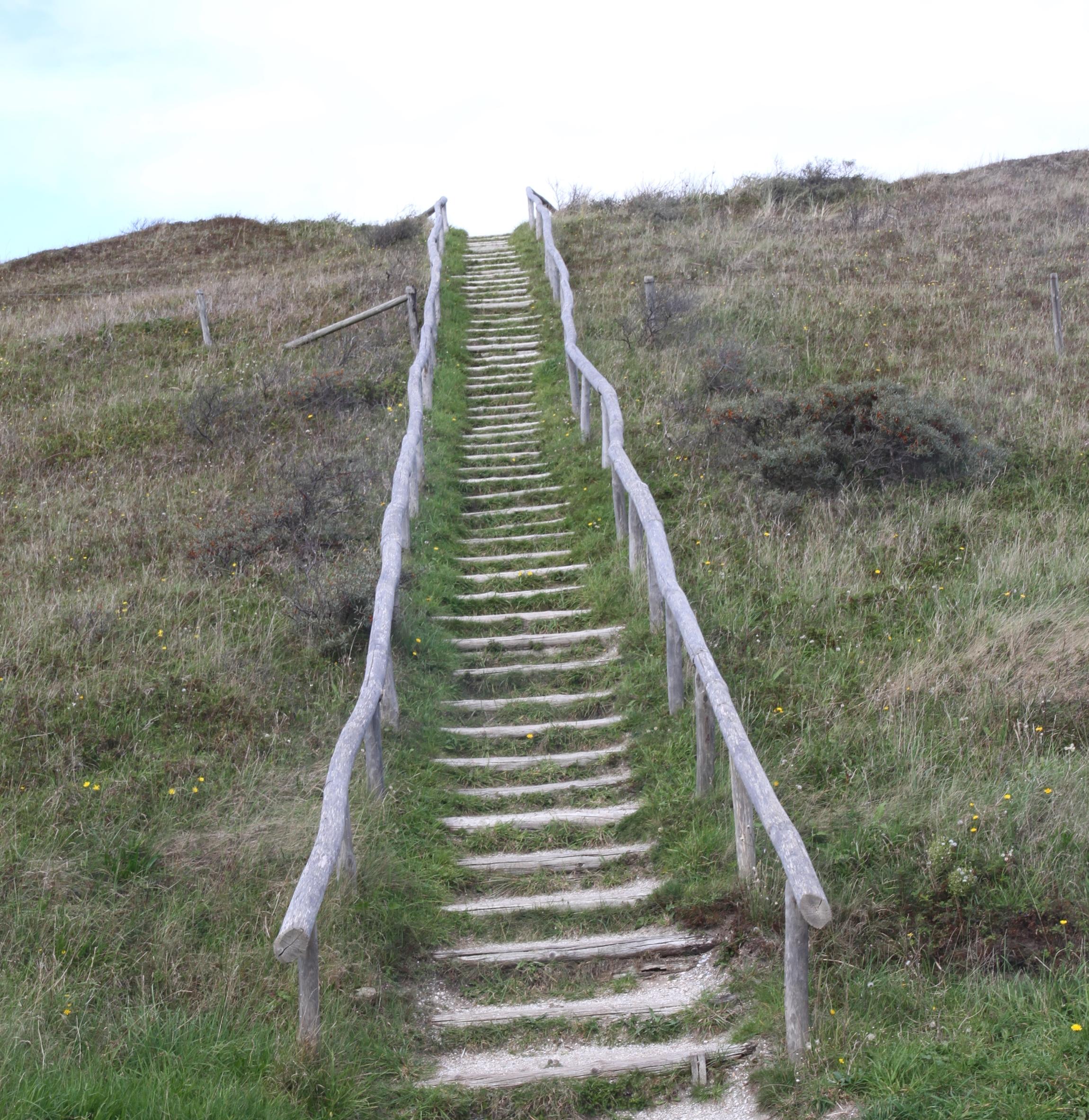 De trap van de Bertusnol